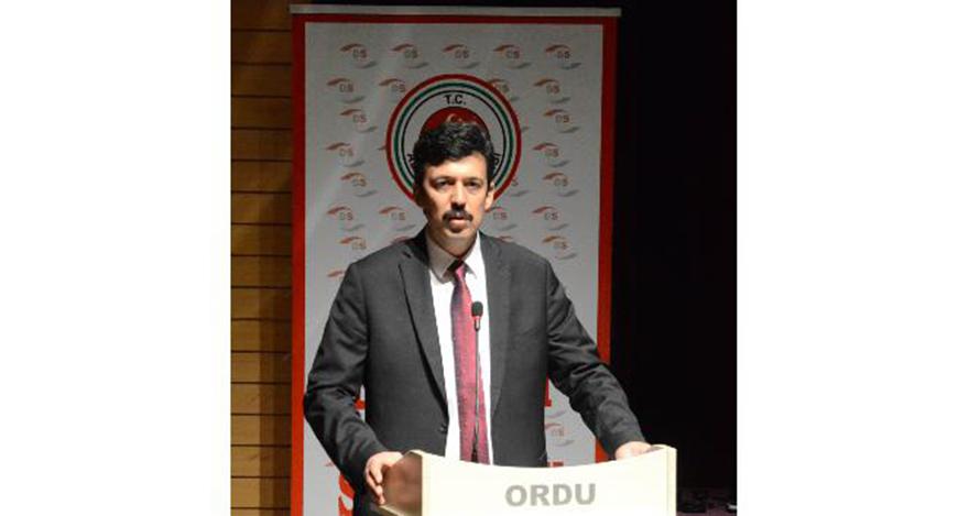 Kırıkkale'ye Ordu Başsavcısı atandı