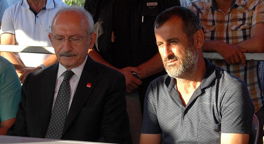 Kılıçdaroğlu'dan Eylül'ün ailesine taziye ziyareti