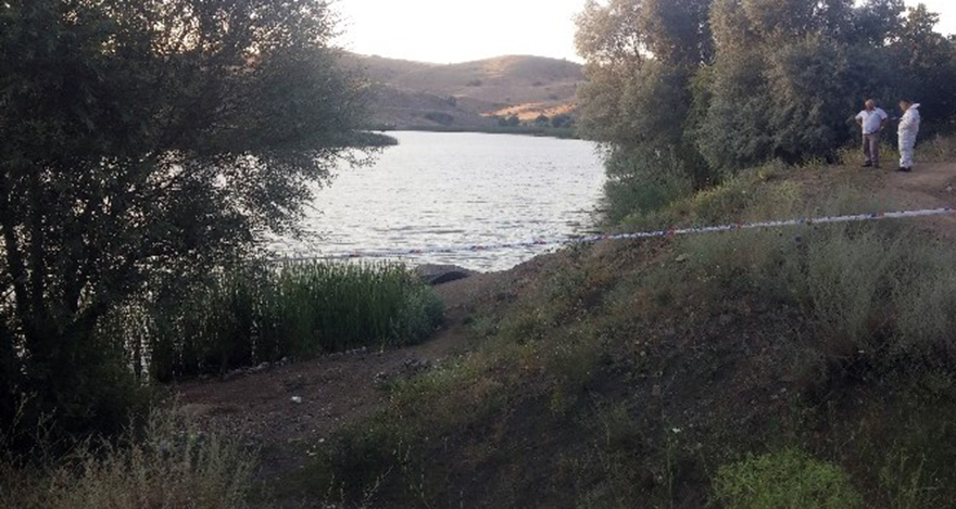 Ankara'da gölete düşen çocuk boğularak can verdi