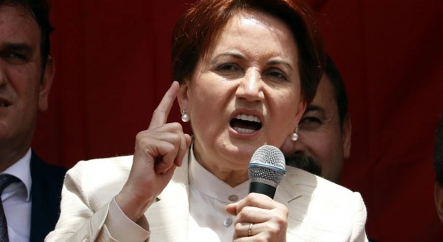 MHP'den Meral Akşener'e sert yanıt!