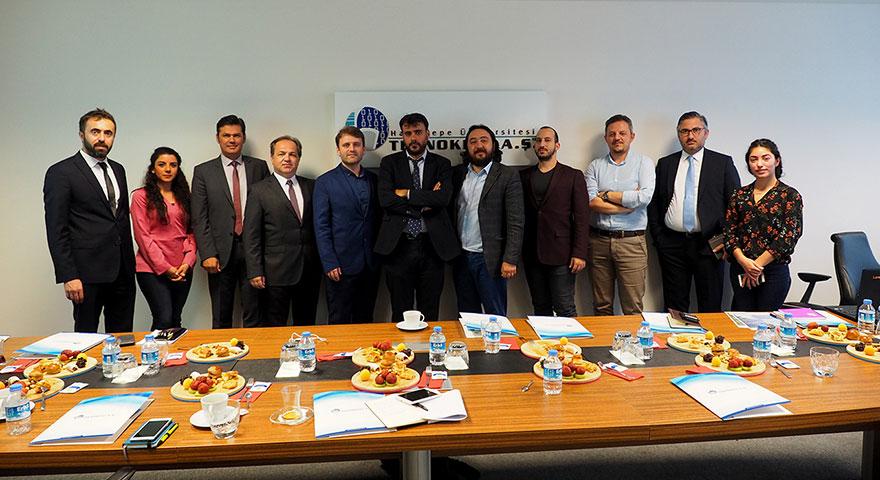 Ankara firmaları İspanya Ticaret Müsteşarlığı ile bir araya geldi