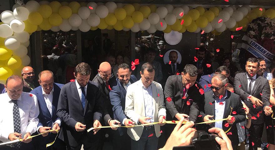 Ankara'ya 5 yeni işlem merkezi