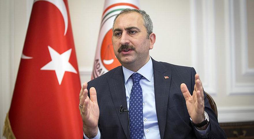 Adalet Bakanı Abdülhamit Gül: Yeni dönemde güven veren bir adalet tesis edeceğiz