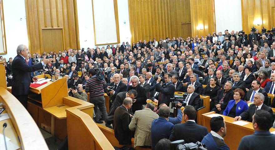 CHP'nin yeni dönem planı: Meclis'te etkin muhalefet