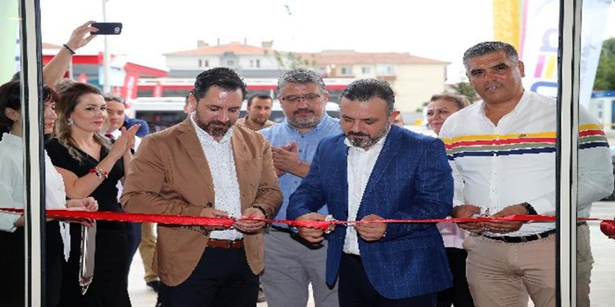 Sincan Belediye Başkanı Murat Ercan esnaf ziyareti gerçekleştirdi