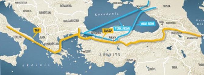 Kremlin'den 'Türk Akımı' açıklaması