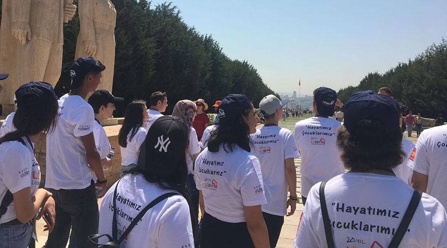 Gençler Ankara'da yazkampında buluşuyor