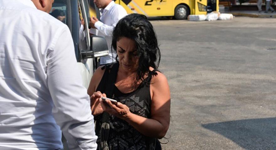 Şehirlerarası otobüste skandal!