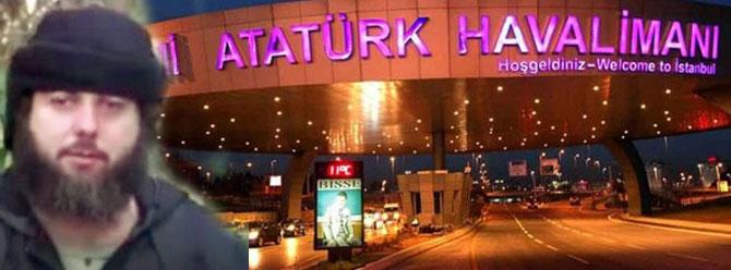 Saldırıyı Çeçen terörist Ahmet Çatayev organize etti