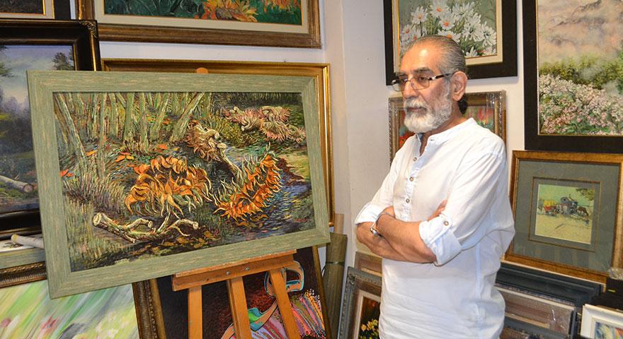 Jafar Shahir: Ankaralılar sanata önem veriyor