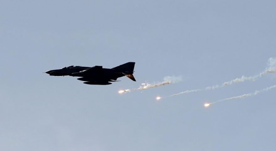 TSK'dan Irak'ta hava harekatı! Teröre geçit verilmiyor!