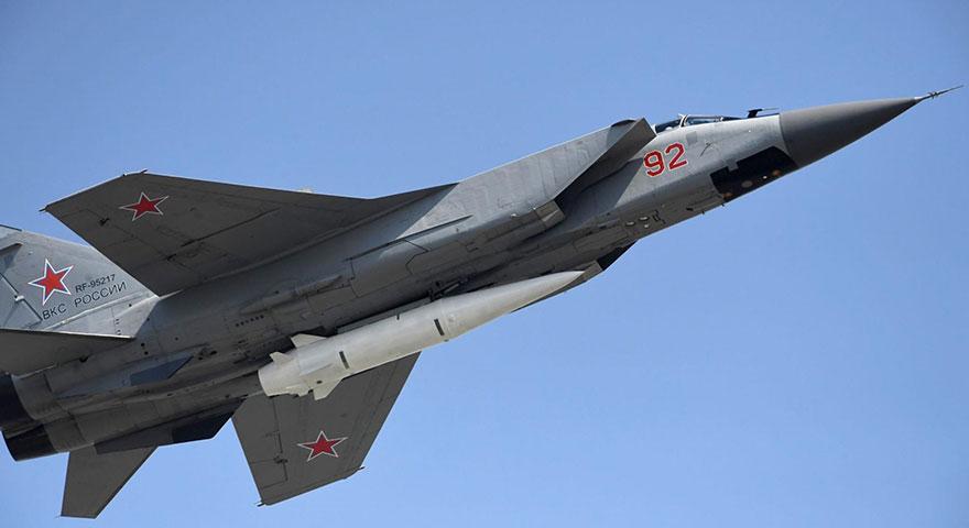 Putin'in 'hançer'i testi başarıyla geçti