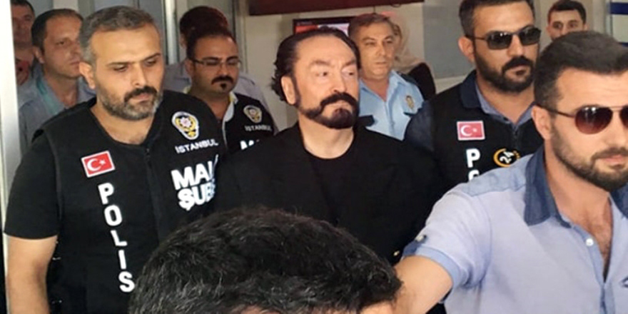 Adnan Oktar'ın ilk ifadesi ortaya çıktı