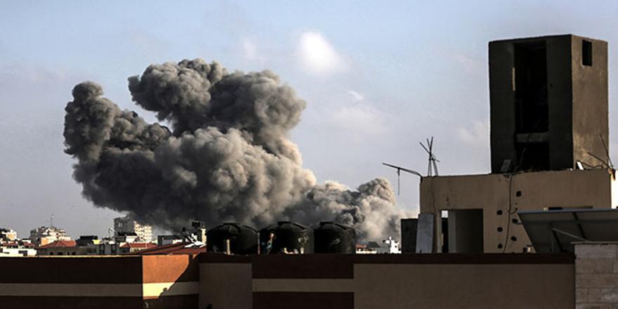 İsrail Gazze'ye saldırdı: 2 çocuk öldü