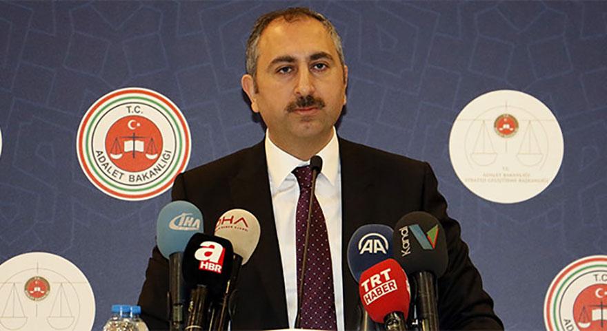 Adalet Bakanı Abdulhamit Gül'den flaş OHAL açıklaması