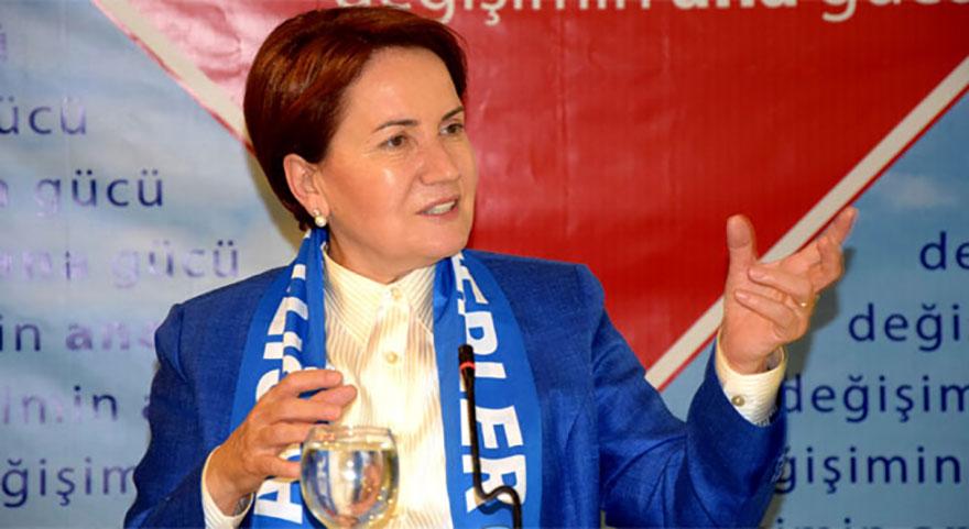 MHP'den Meral Akşener hakkında suç duyurusu!