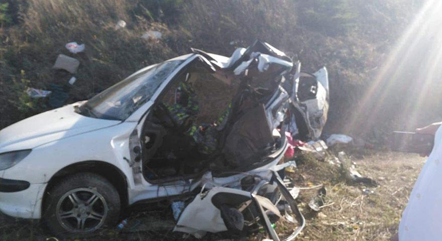 Eskişehir'de feci trafik kazası! Çok sayıda yaralı var
