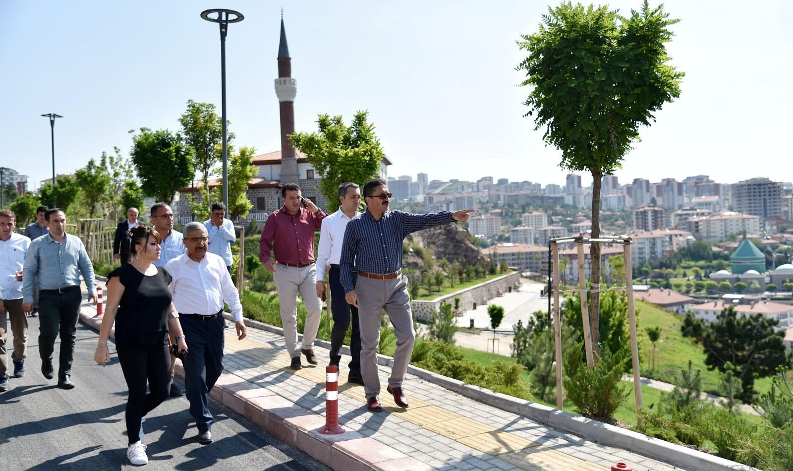 Başkan Tiryaki'den açılış öncesi son denetimler