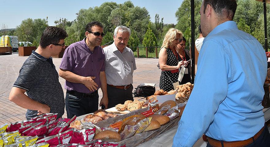 Başkent'te sağlıklı ve doğal beslenme zirvesi
