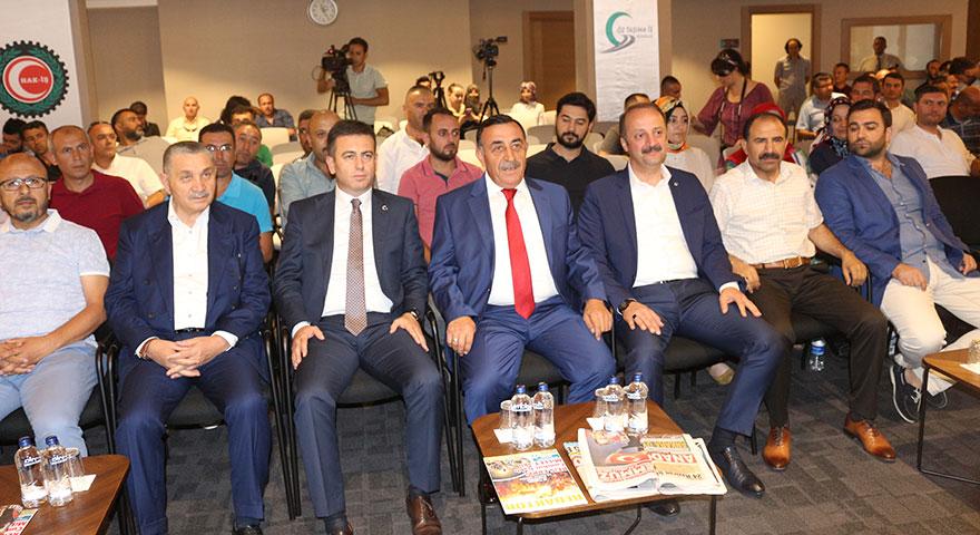 Mustafa Toruntay: Dünyaya yön veren bir Türkiye var