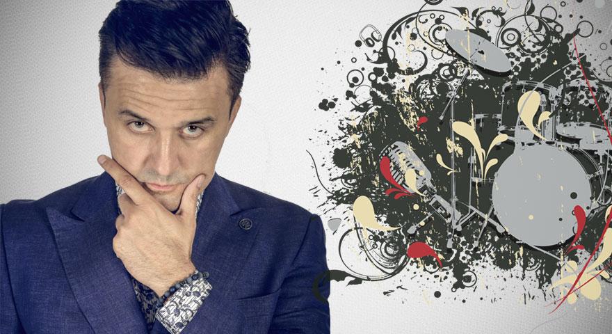İsmail Ersan, albüm çıkartmak için 12 bin kilometre geldi