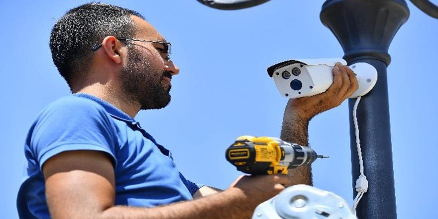 Ankara'da parklar güvenli olacak