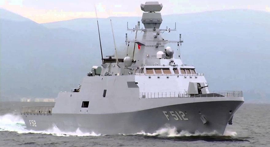 Türkiye'nin ilk milli gemisi kapılarını açtı