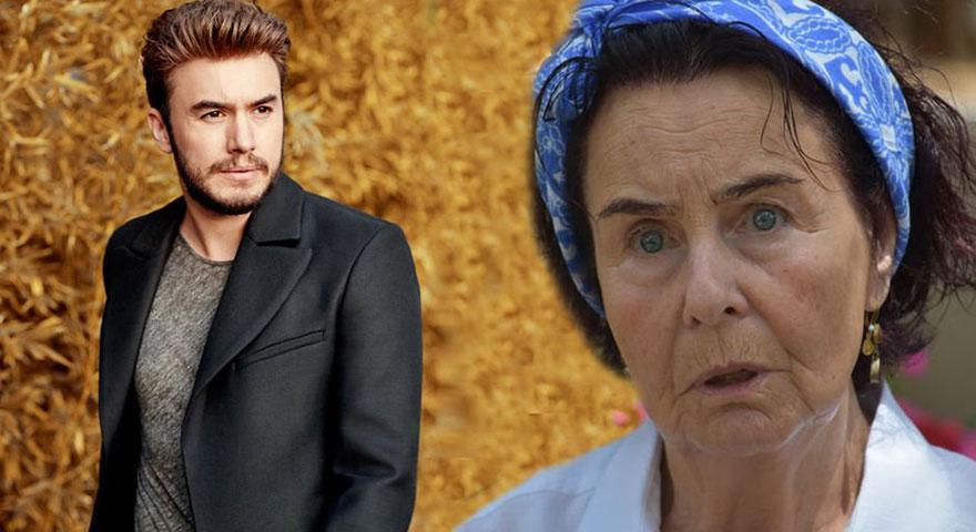 Fatma Girik Mustafa Ceceli'yeateş püskürdü