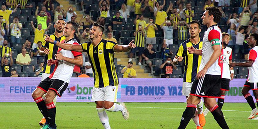 Fenerbahçe berabere kaldı
