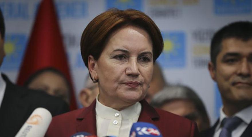 Meral Akşener'den hükümete destek