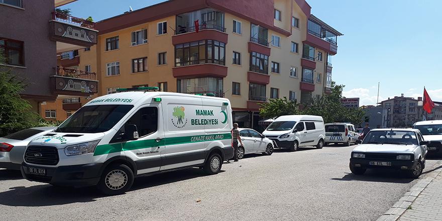 Ankara'da dehşet! Pompalı tüfekle annesini öldürdü