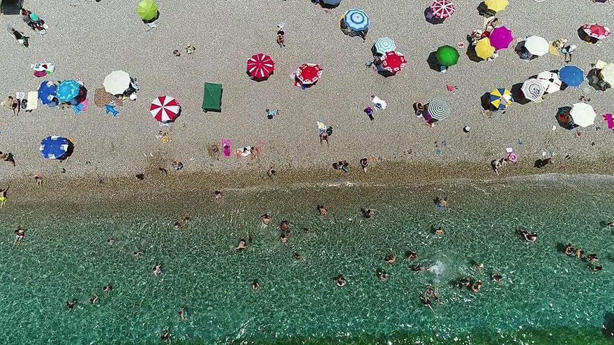 Antalya turizmi 7 milyona ilerliyor! Hedef 14 milyon turist
