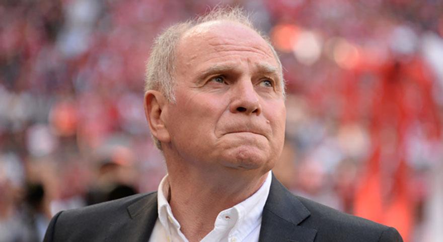 Bayern Münih başkanından skandal 'Mesut' açıklaması!