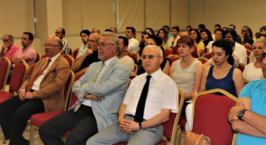"""""""Kişisel Verilerin Korunması"""" semineri gerçekleştirildi"""