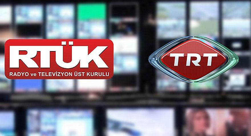 RTÜK ve TRT'ye yeni dönem