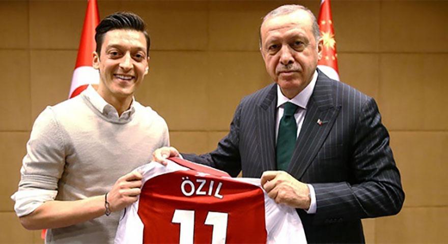 Mesut Özil'den Almanya'ya tarihi gol! EURO 2024 tehlikede mi?