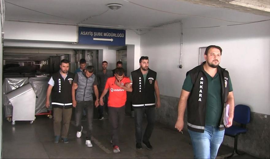 Ankara'da uyuşturucu kavgasında feci şekilde can verdi