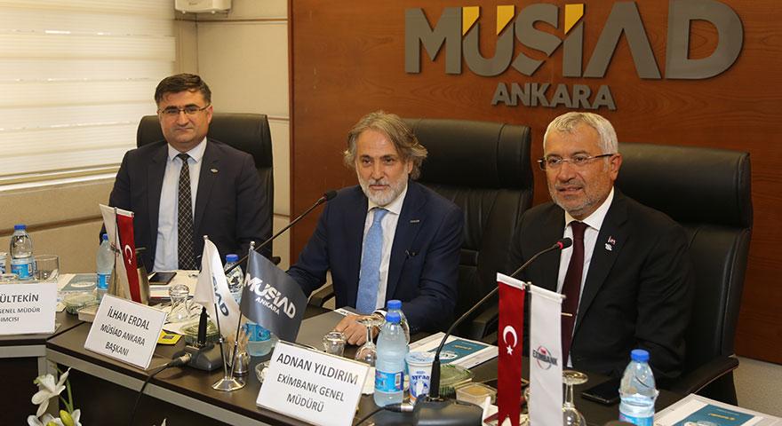 Adnan Yıldırım: Ankara'ya desteğimiz sürecek