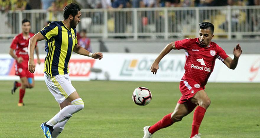 Fenerbahçe Altınordu maçının özeti