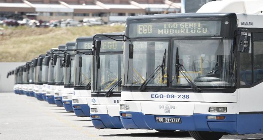 EGO'dan iki yeni otobüs hattı