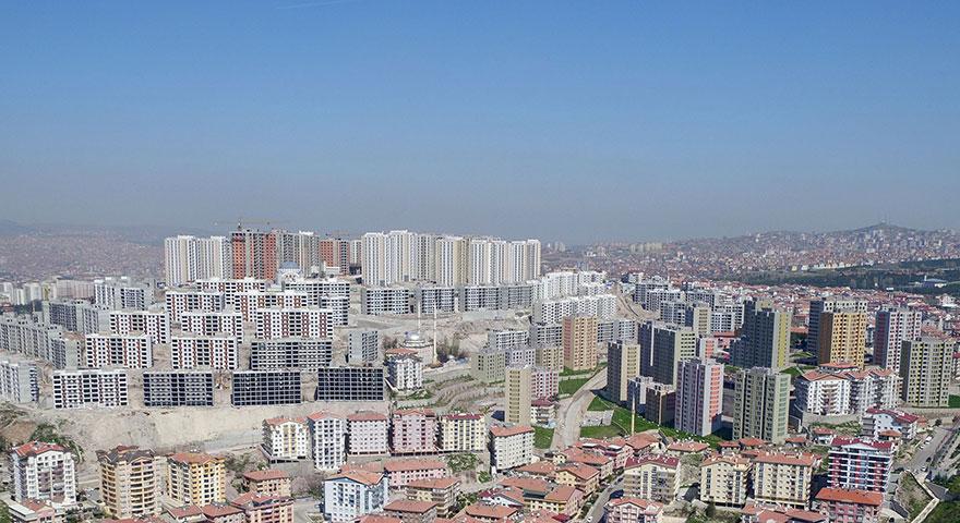 Mamak'ta dev kentsel dönüşüm projeleri