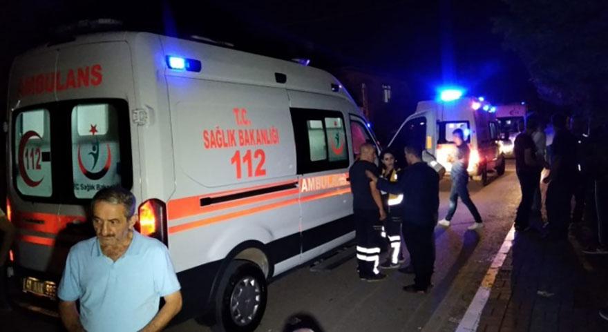 Kocaeli'de dayı cinayeti: 2 ölü