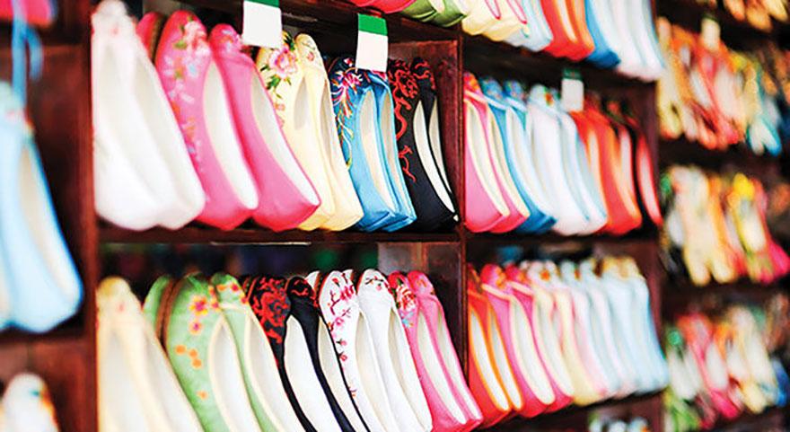 Zehirli ayakkabıları Türkiye'ye de satmışlar