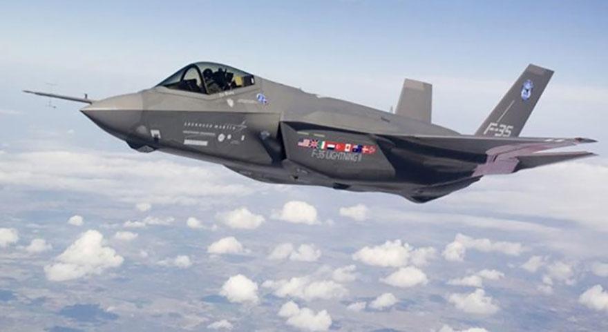 ABD F-35 savaş uçaklarında da yaptırım yapacak