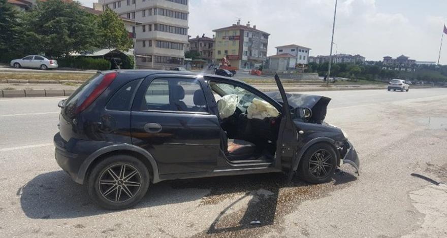 Ankara'da harfiyat kamyonu dehşeti: 1 ölü