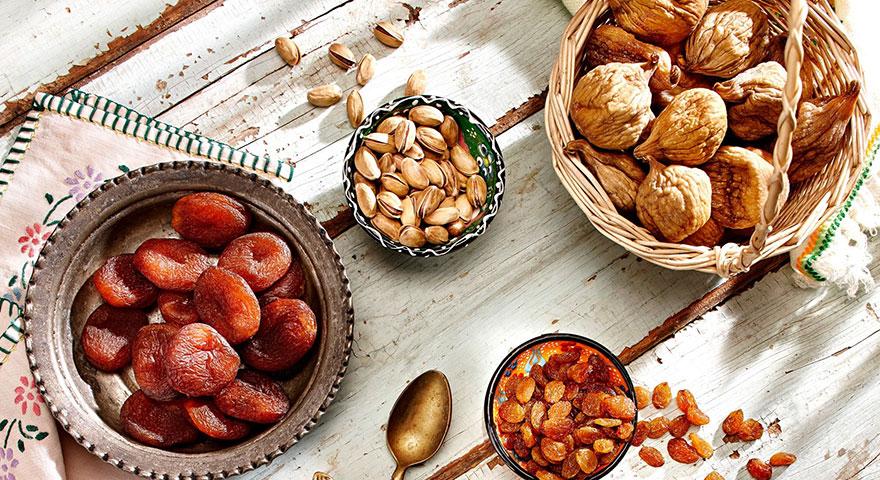 Kuru meyve sektörü güçlerini birleştirdi
