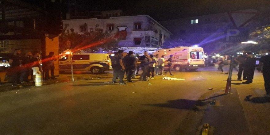 Ankara'da pompalı dehşeti: 3 yaralı