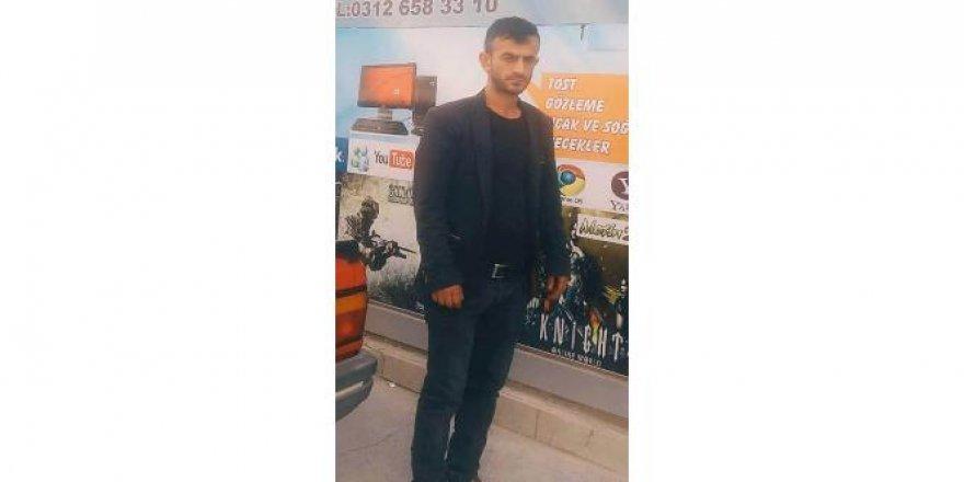 Ankara'da vahşi cinayet