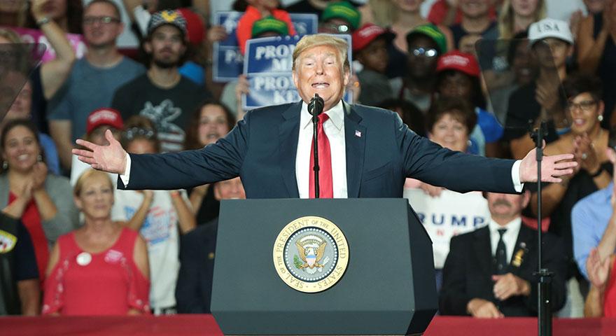 Trump'tan tartışamalı vatandaşlık sınırlaması