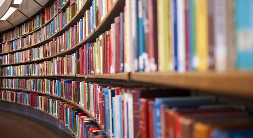 İşte kütüphane sayımız!